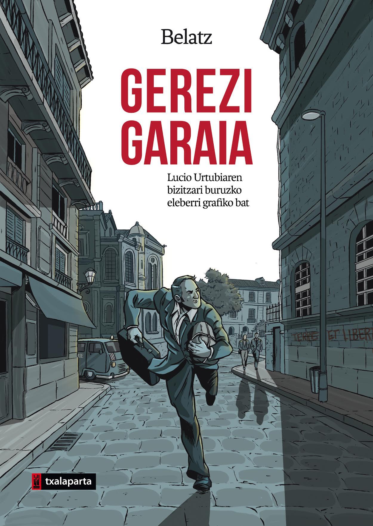 Gerezi garaia - Mikel Santos 'Belatz' - txalaparta.eus