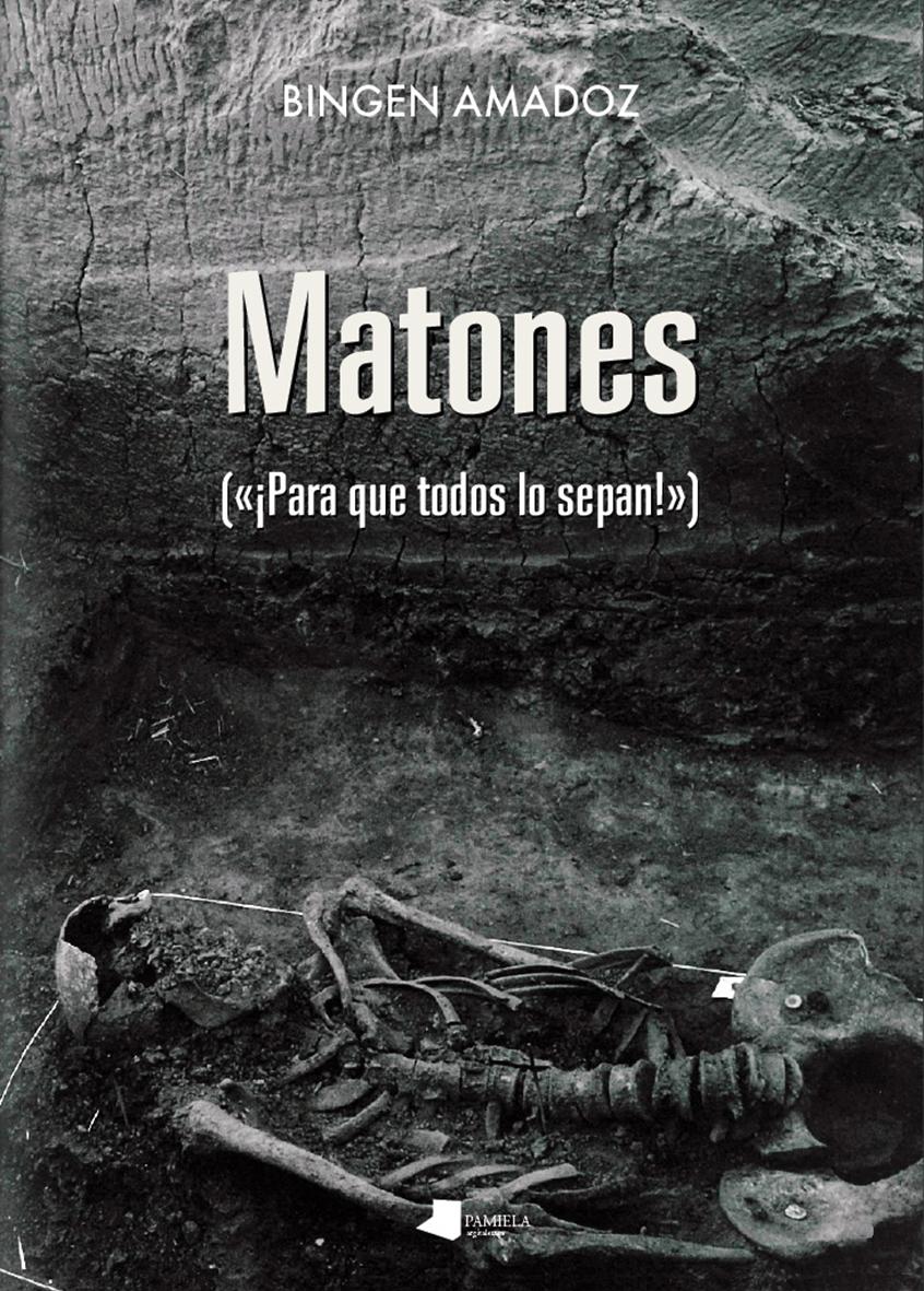 Matones - Bingen Amadoz Ongay - txalaparta.eus