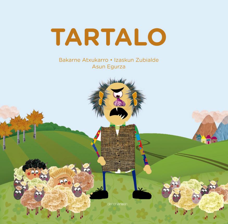 Tartalo - Bakarne Atxukarro Estomba - txalaparta.eus
